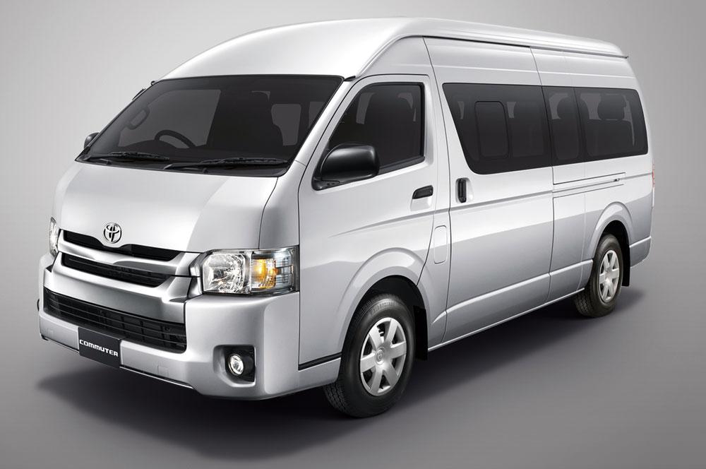 Rent Toyota Hiace